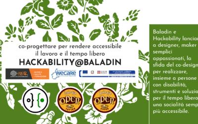 Hackability@Baladin